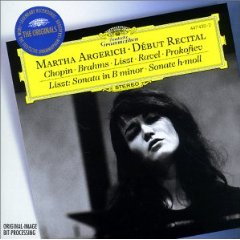 The Originals - Argerich (Debut-Recital)