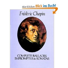 Complete Ballads, Impromptus and Sonatas : The Mikuli Edition